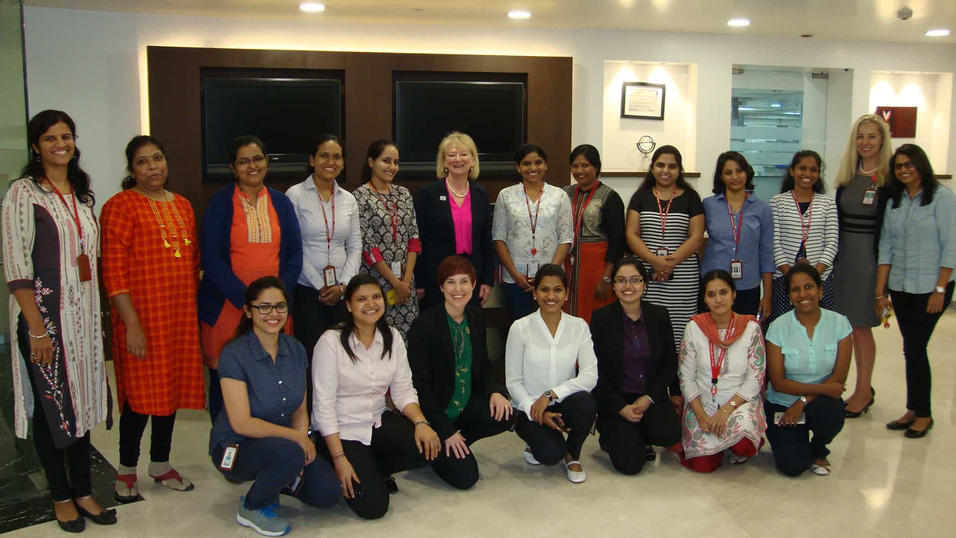 title SWE President Penny Wirsing's Visit to India - A Photo Diary -