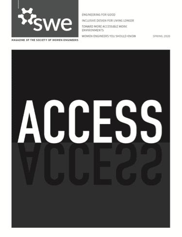SWE Magazine - Spring 2020 Issue