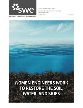 SWE Magazine - Winter 2021 Issue