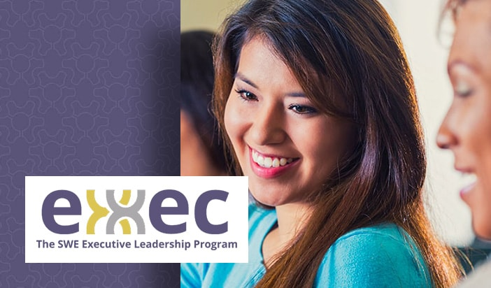 eXXec is the Society of Women Engineers' premier Executive Leadership Program