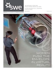 SWE Magazine Winter 2019 cover