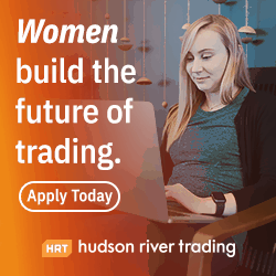 Women building the future of trading.