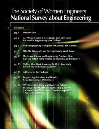 National Survey Engineering Links 2009